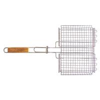 Totem решетка-гриль хром глуб. 30*24*4см сталь, хром.покрытие