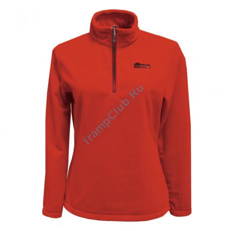 Женский пуловер Ая (red/grey) - Tramp TRWF-002