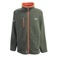 Куртка Tramp Алатау мужская (коричневый/оранжевый)