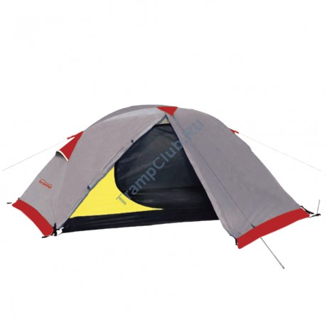Отличная экспедиционная палатка Tramp Sarma 2