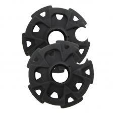 Tramp кольца снежные Ø 10 см черный