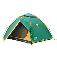 Tramp палатка Sirius 3 быстросборная, зелёный