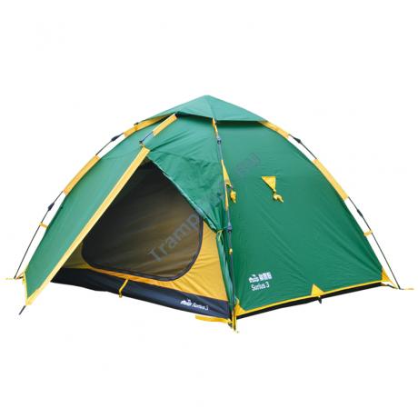 Палатка туристическая Tramp Sirius 3 (V2) - TRT-57