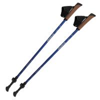 Tramp палки для скандинавской ходьбы Flash синий