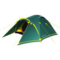 Палатка туристическая Tramp Stalker 3 зелёный