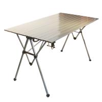 Tramp стол складной алюминий TRF-034 119×70×70см, алюминий