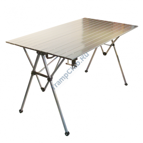 Стол складной алюминий - Tramp TRF-034