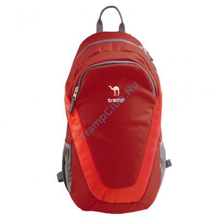Рюкзак CITY RED 22 - Tramp TRP-020