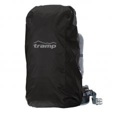 Накидка на рюкзак M (30-60l) (черный) - Tramp TRP-018