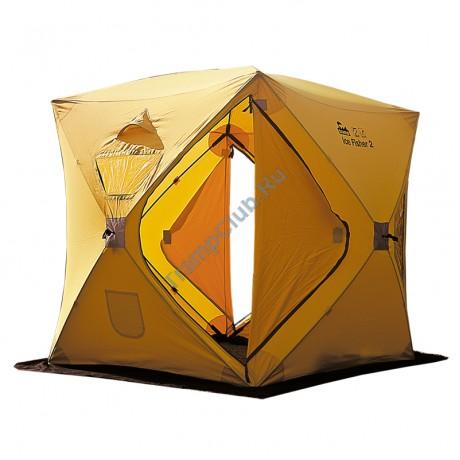 Рыболовная палатка Tramp IceFisher 3 (желтый) - TRT-108