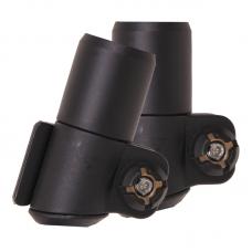 Зажимы Fast lock 18mm (черный) - Tramp TRA-117