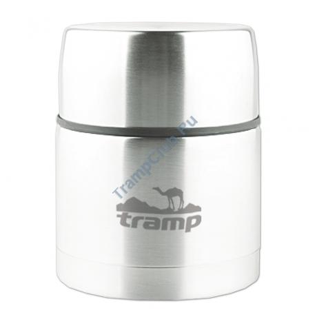 Термос с широким горлом 0.7 л - Tramp TRC-078